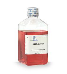 Irvine Scientific/9160 - RPMI Medium 1640 w/o L-Glutamine - Liquid/9160/1 Ea