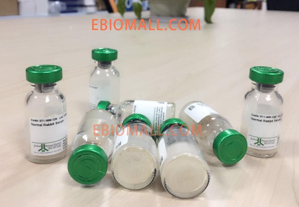 Jackson/ChromPure Goat IgG, whole molecule - Agarose/5.0 ml/005-000-052